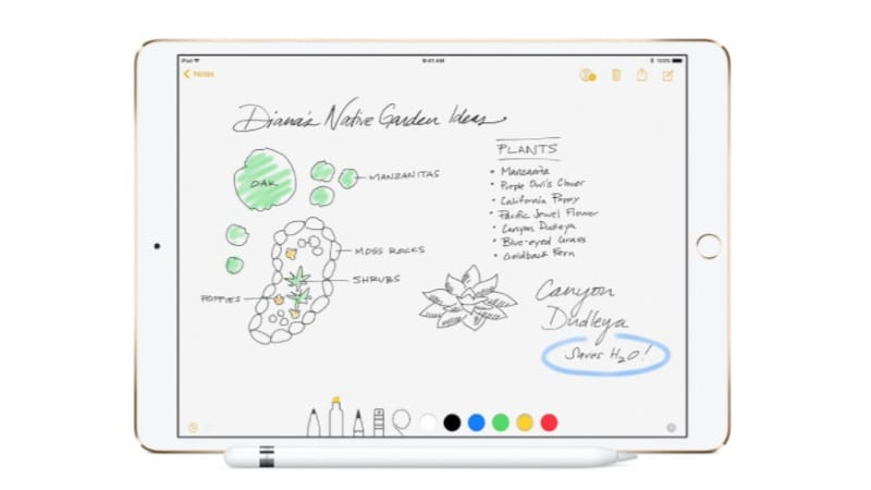 Apple Pencil Gets an Upgrade, Boasts of Lower Latency Than Microsoft Surface Pen