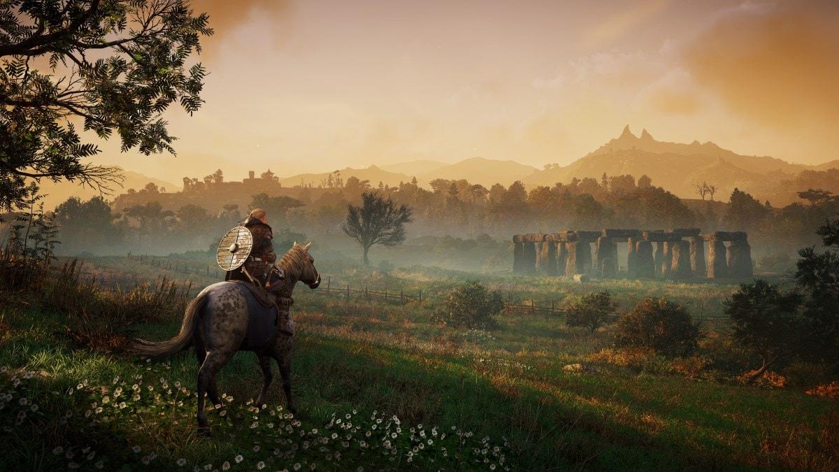 assassins creed valhalla review stonehenge Assassins Creed Valhalla review