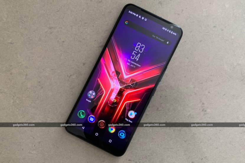 Asus ROG Phone 3 With Snapdragon 865+ SoC, 6,000mAh Battery Launched: Price in India, Specifications 1