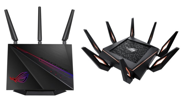 asus rog rapture routers asus