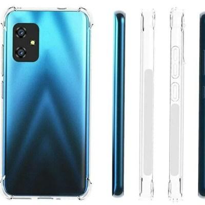 Asus ZenFone 8 Mini Alleged Case Renders Tip Phone's Design