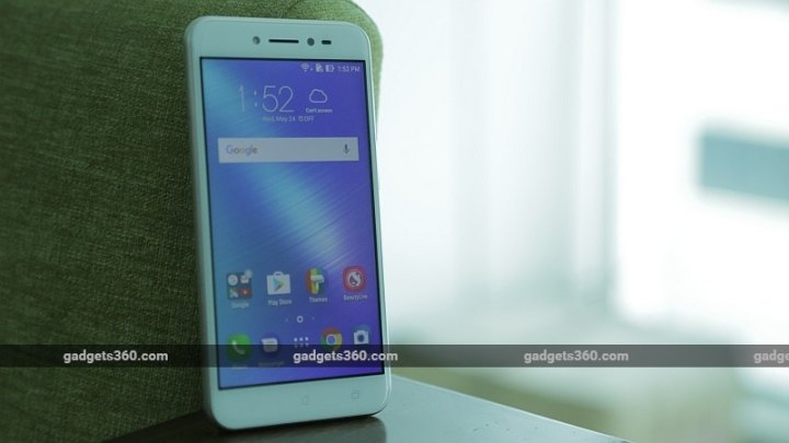 Asus ZenFone Live (ZB501KL) With Live Beautification Feature Launched at Rs. 9,999: Release Date, Specifications
