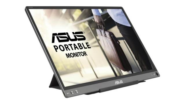 asus zenscreen main Asus ZenScreen MB16ACE monitor