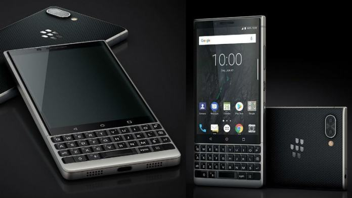 BlackBerry KEY2 Images Leak Ahead of Launch, Tip Design Changes