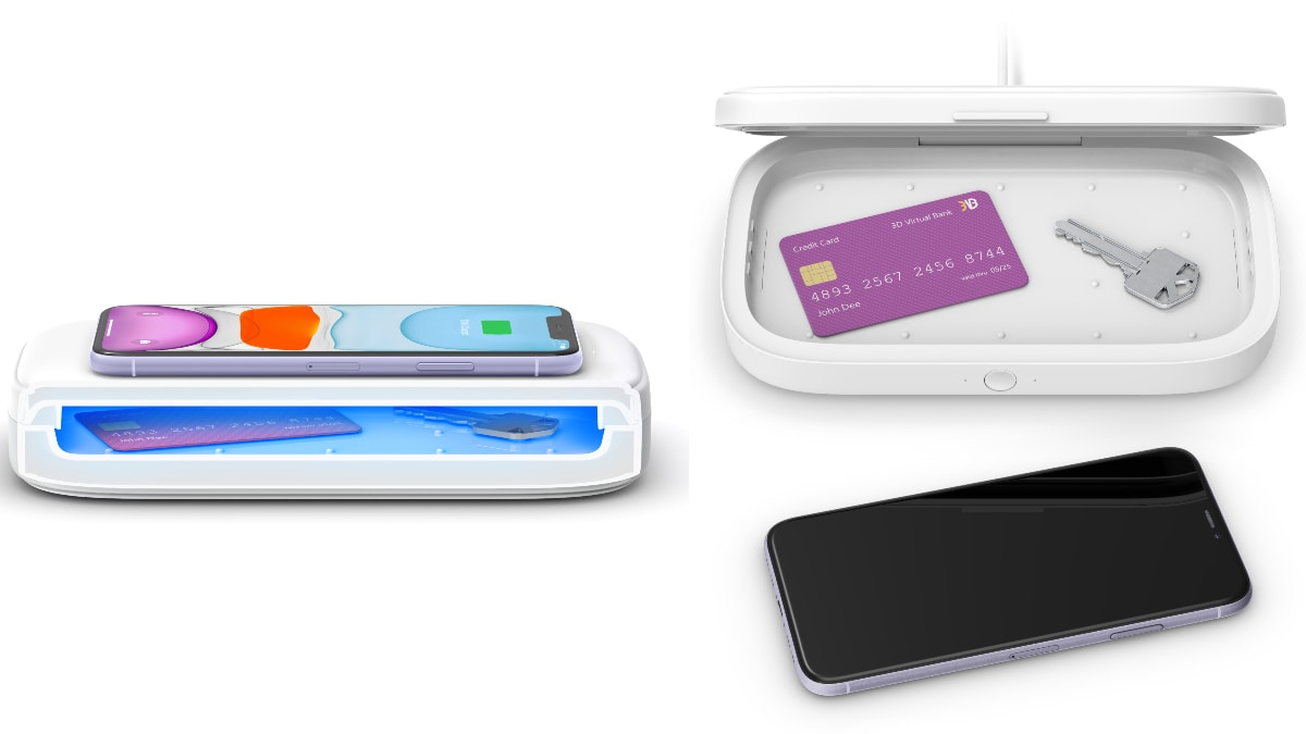 Belkin Boost Charge TrueFreedom Pro Wireless Charger, Boost Charge UV Sanitizer + Wireless Charger Launched