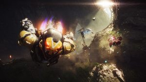 Anthem Out Now for PS4, Xbox One, and Windows PC