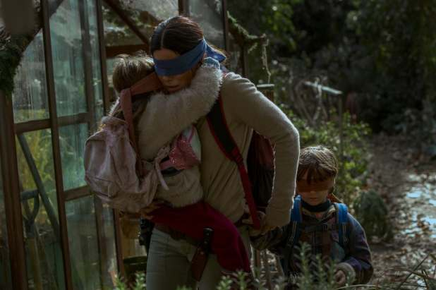 Netflix Warns Users to Not Hurt Anyone by Blindfolding for #BirdBoxChallenge