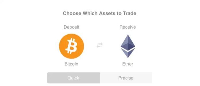 bitcoin ethereum shapeshift Shapeshift