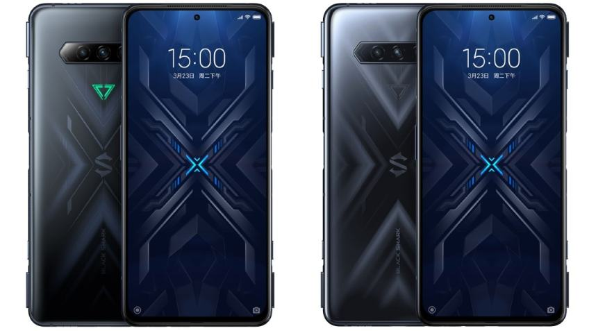 Black Shark 4, Black Shark 4 Pro Gaming Phones With 144Hz Display Launched