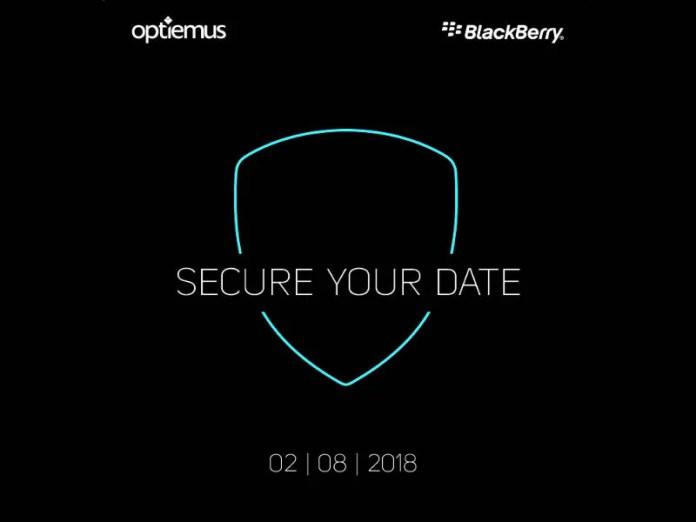 blackkberry event invite BlackBerry