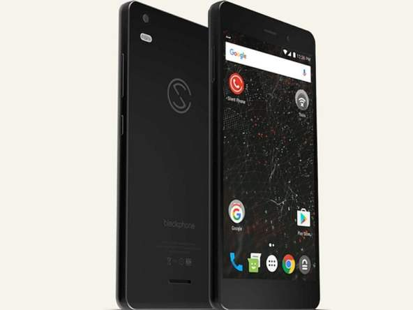 Blackphone 2 Receiving an Update That Bricks Black Market Devices