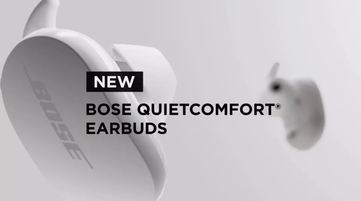 Bose May Bring Back QuietComfort Branding With Upcoming Earbuds Launch