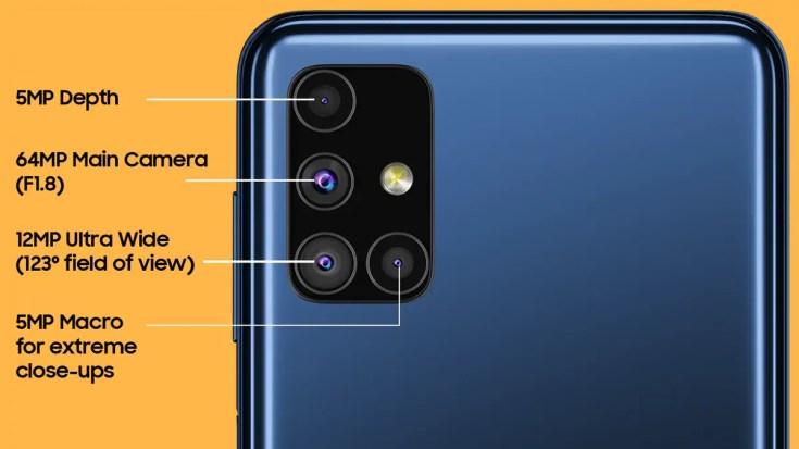 camera galaxy m51