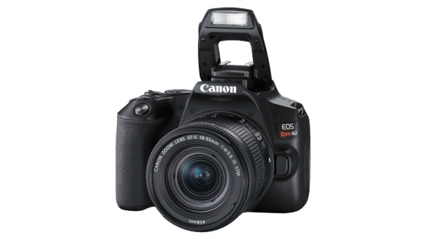 Canon EOS 250D aka EOS Rebel SL3 With 4K Video Recording, Eye Detection AF Launched