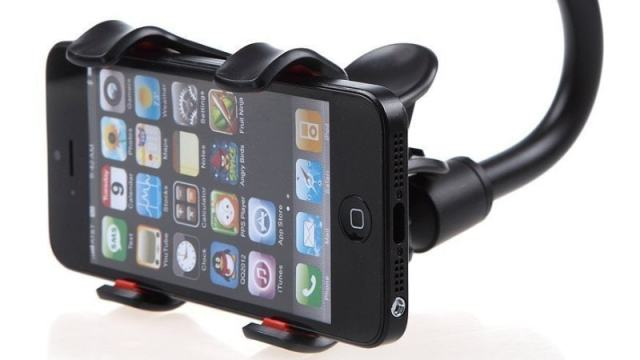 Car phone holder claw handle Amazon smartphone holder