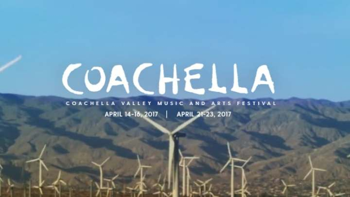 YouTube to Live Stream Coachella 2017 for Free