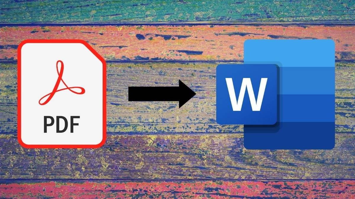 This Is How to Convert PDF files Into Editable Word Documents for Free