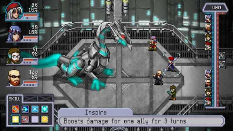 cosmic star heroine nintendo switch combat cosmic_star_heroine_nintendo_switch