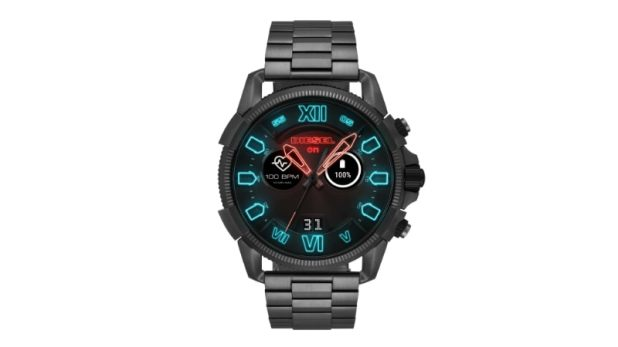 Diesel Full Guard 2.5 Wear OS Smartwatch Launched in India at Rs. 24,495