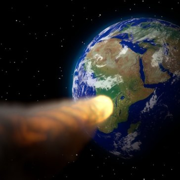 NASA Exercise Finds No Tech Available to Stop an Asteroid Collision With Earth
