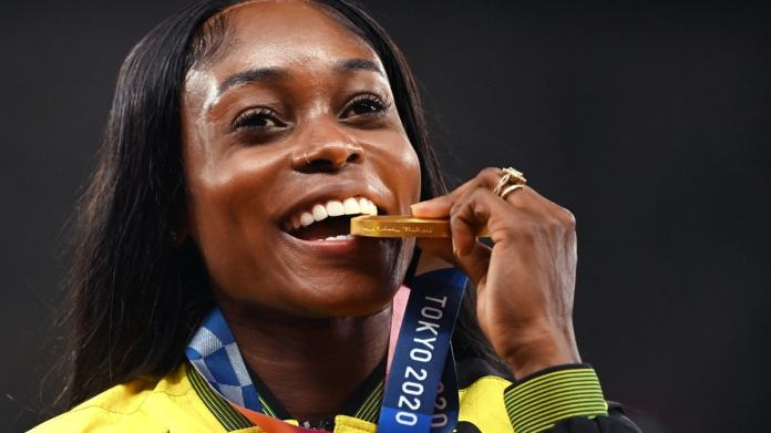 elaine thompson herah tokyo olympics 2020 afp 1628326193390 asiafirstnews