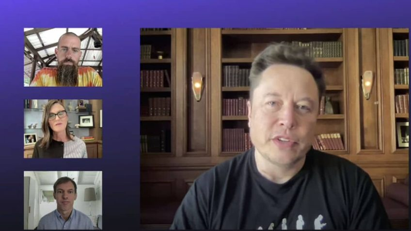 Elon Musk Confirms SpaceX Is Holding Bitcoin