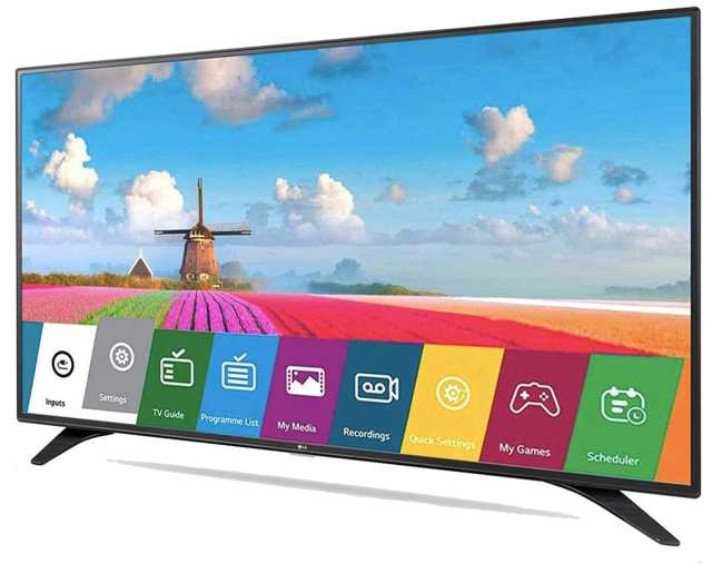 everything you need to know smart tvs lg webos Smart TV