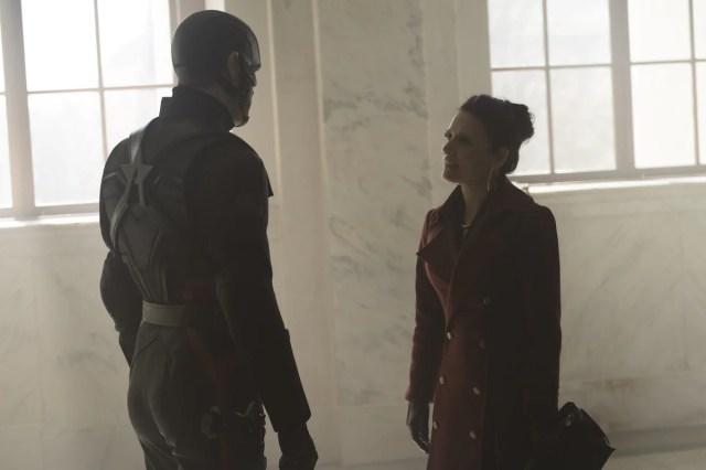 Falcon Winter Soldier American Agent Valentina Falcon Winter Soldier American Agent Valentina