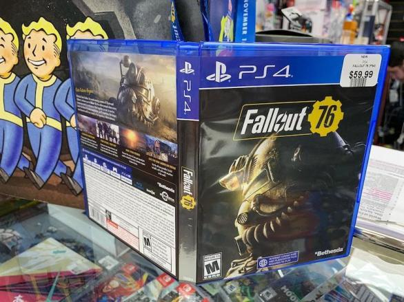 Fallout 76 Release Date Broken Internationally