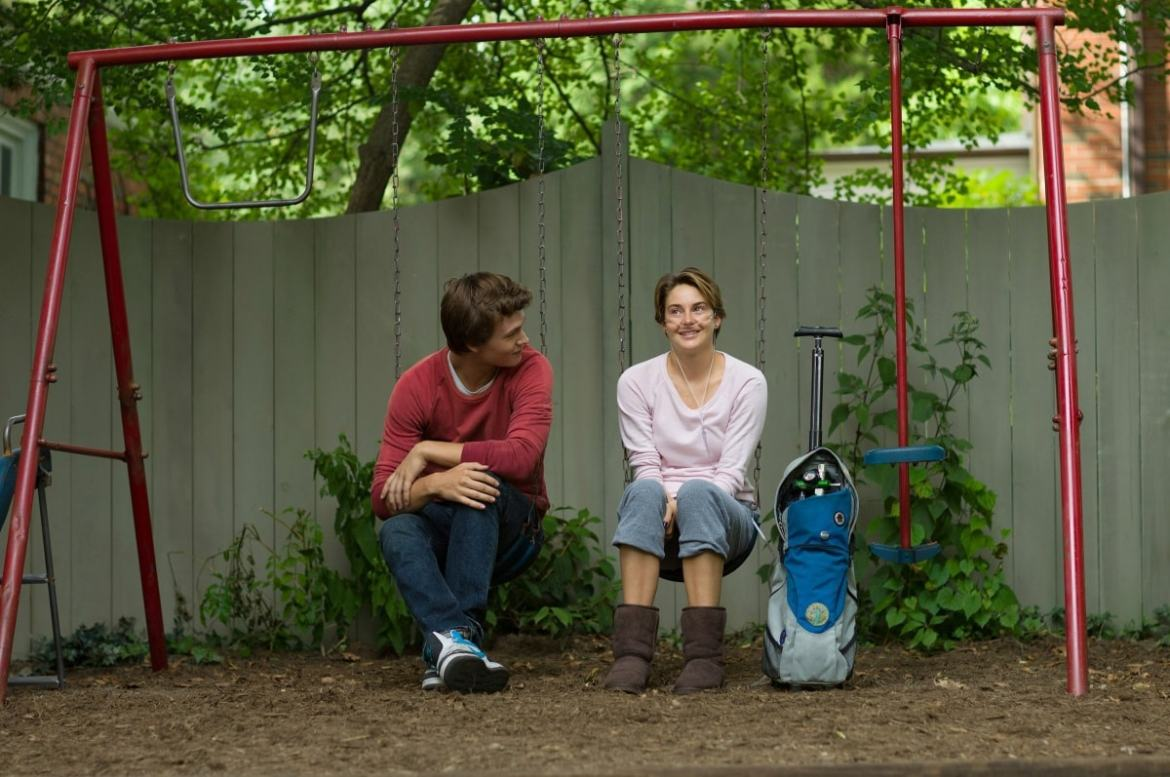 fault in our stars The Fault in Our Stars