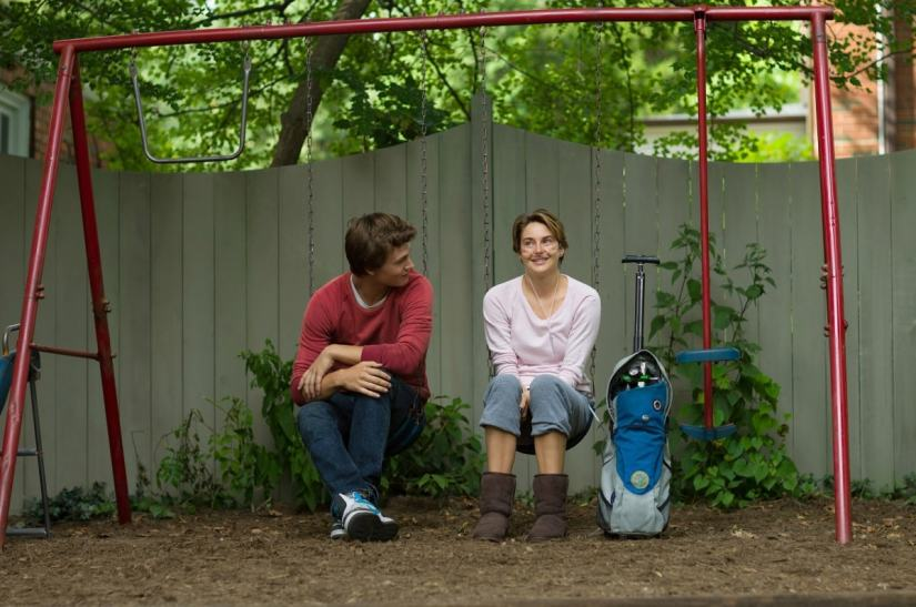 the fault of our stars The Fault in Our Stars