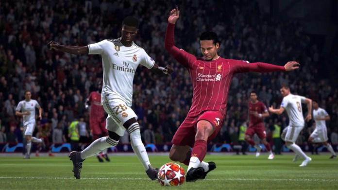 quince defendiendo FIFA 20