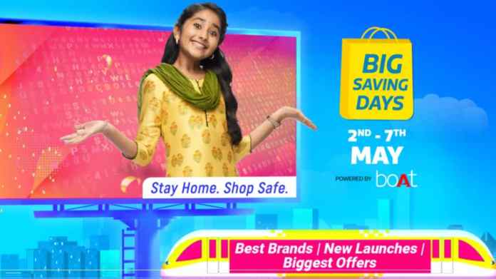 Flipkart's next big sale from May 2, bumper discount will be available on many products including smartphones, TVs