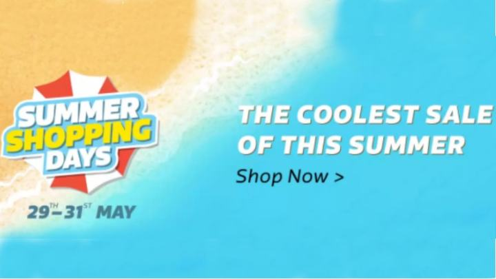 Flipkart Summer Shopping Days Offers: iPhone 7, iPhone 6s Plus, Samsung Galaxy J3 Pro Discounts and Other Deals