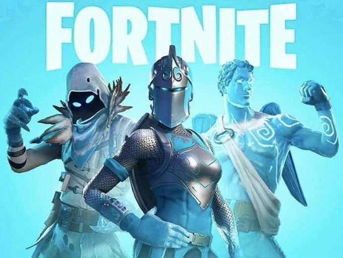 Fortnite Spectator Mode Test at Private Epic Games Event