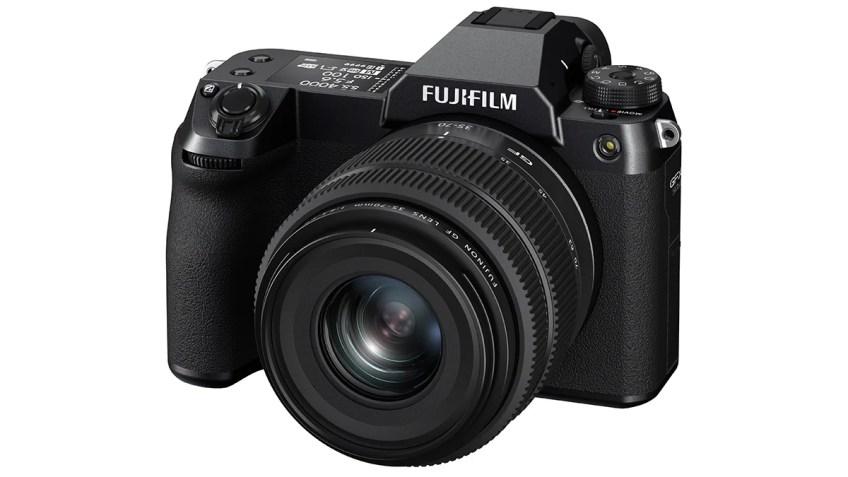 Fujifilm GFX 50S II Medium Format Camera, X-T30 II Digital Camera Unveiled