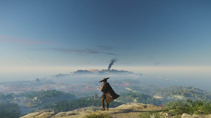 ghost of tsushima ghost of tsushima ps4