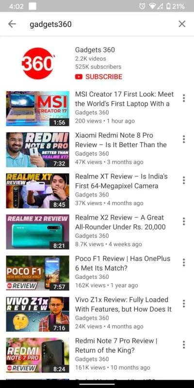 go youtube 1 YouTube Go