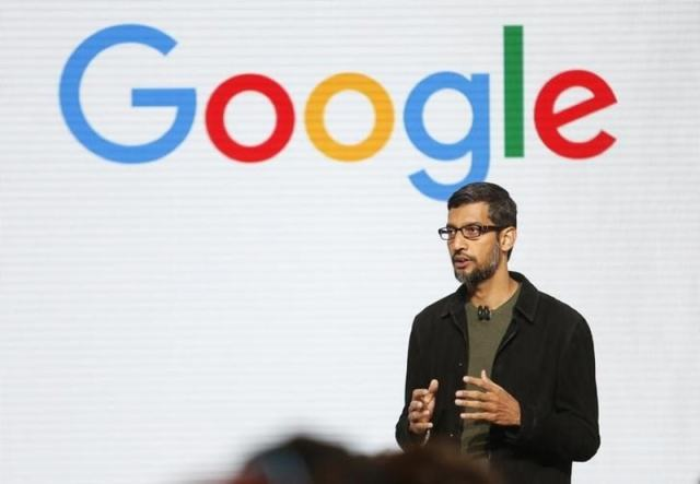 Google Withholds Gender Pay Details