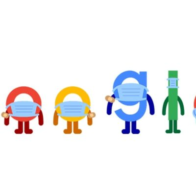Google Doodle Encourages People to Get Vaccinated Amid COVID-19 Surge