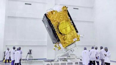 ISRO لإطلاق القمر الصناعي للاتصالات GSAT-29 يوم الأربعاء 1