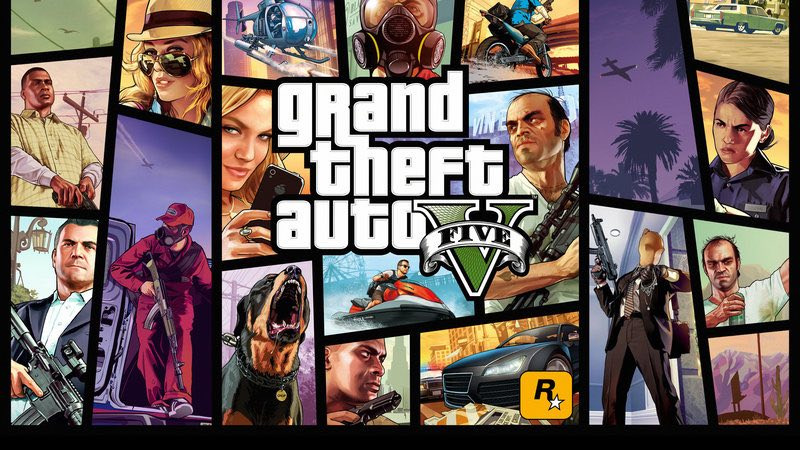 GTA V, WWE 2K17, and Uncharted 4 are Flipkart's Top Selling Games; PS4 Games Sell Better than Xbox One
