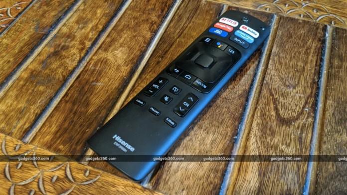hisense 50a71f review remote Hisense