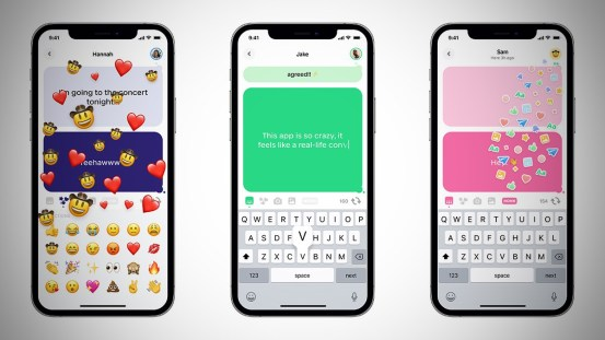 Honk is a new application for instant messaging chats in real time