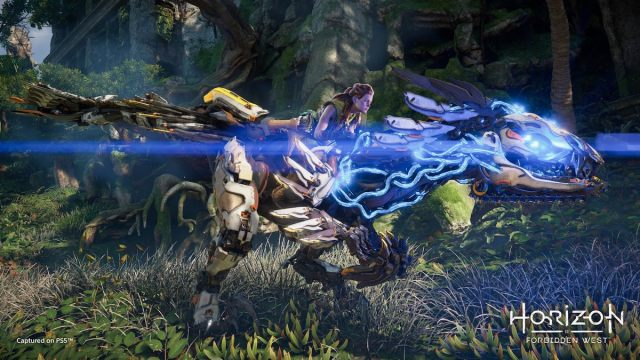 Horizon Forbidden West PS5 Gameplay Shows New Robots, New Enemies, and  Aloy's New Powers | Technology News