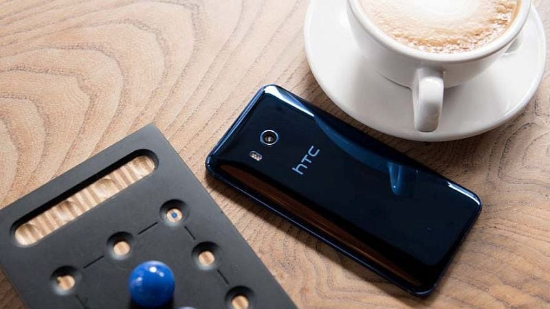 HTC U11 Listed on Company's India Website, Indicating Imminent Launch