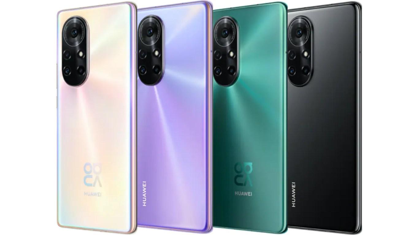 Huawei Nova 8 Pro, Nova 8 5G Smartphones With Kirin 985 SoC, 66W Fast  Charging Launched | Technology News
