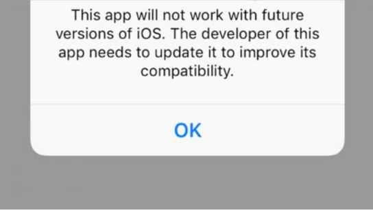 iOS 11 Tipped to Kill Support for 32-Bit Apps