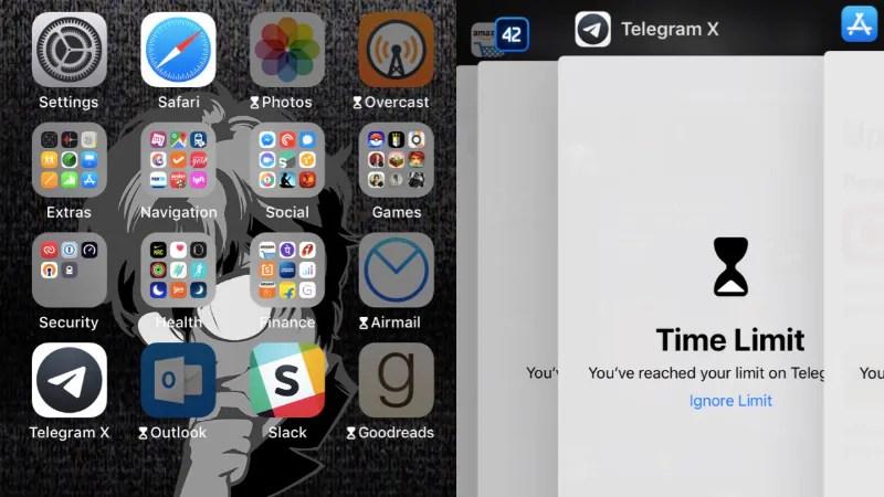 iOS 12 apple shade time extent sc iOS 12