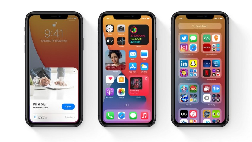 iOS 14 Is Now Running on Over 90 Percent of All iPhone Models: Report